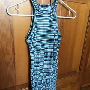 Striped comfy summer dress
